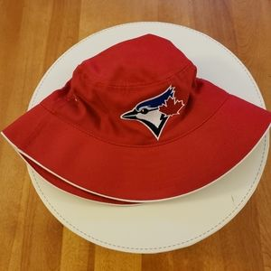 Toronto Blue Jay's Red Bucket Hat